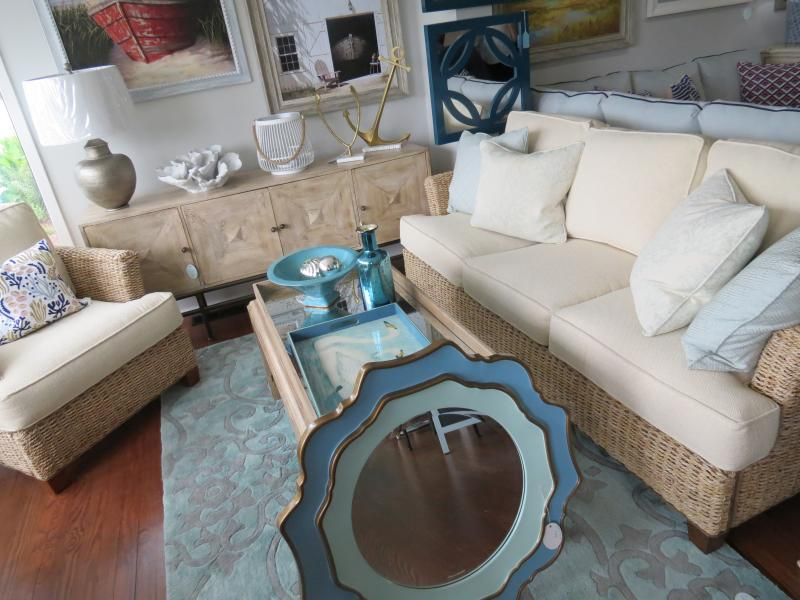 Best Nest offers rugs, furniture, art and accessories. SUBMITTED PHOTO