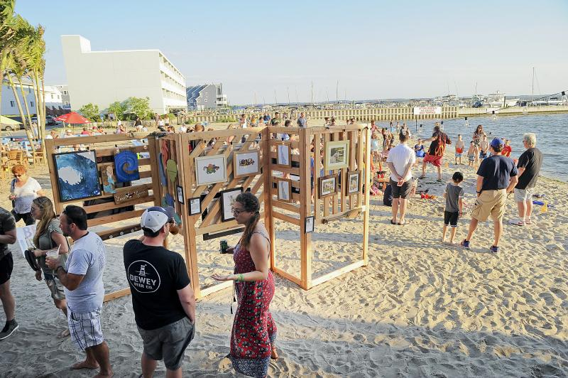 Summer Solstice Sandhills >> Summer Solstice Celebrated At Que Pasa In Dewey Cape Gazette