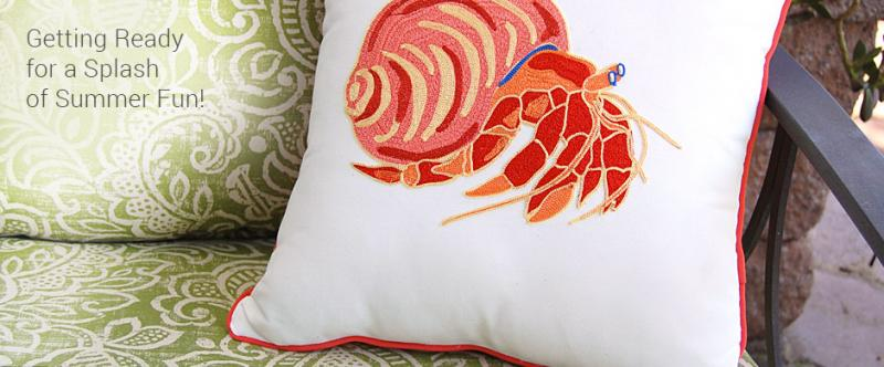 Indoor And Outdoor Pillows
