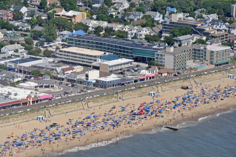 State Officials Found Elevated Levels Of Indicator Bacteria In A Water Sample Taken At Site Rehoboth Avenue Aug 24 File Photo