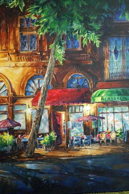 Cafe Society  Rue De Rivoli