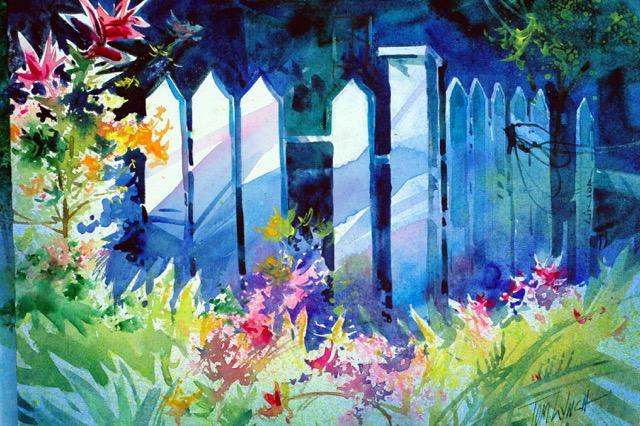Watercolor Workshop With Artist Tom Lynch Set Oct 10 13 Cape Gazette