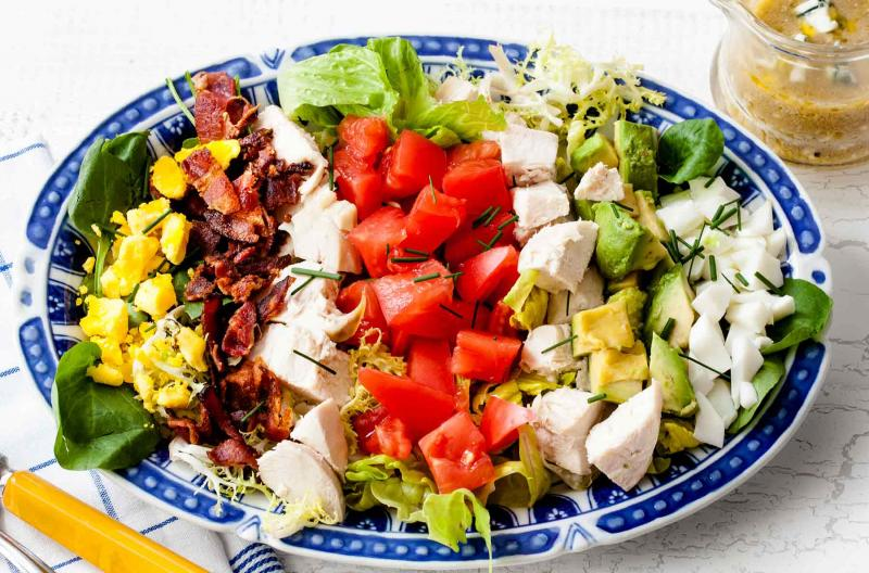 SoCal Cobb Salad Recipe