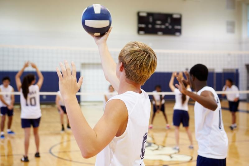 volleyball, adult volleyball, coed volleyball, women's 6-hit volleyball, Wicomico Recreation & Parks, Wicomico Recreation, Delmarva