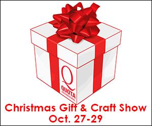 Quota Club, Quota International, Quota International of Salisbury, Christmas Gift and Craft Show, gifts, crafts, Wicomico, Salisbury, Maryland, Wicomico Youth & Civic Center