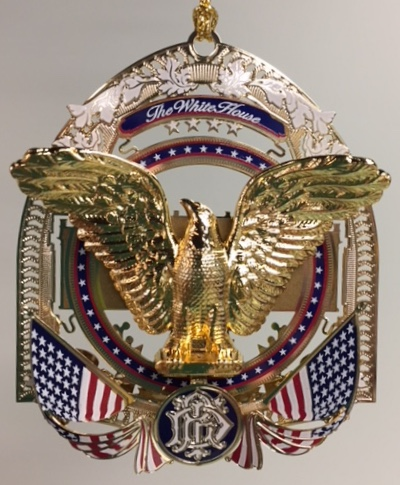 the 2017 white house christmas ornament is available for purchase from gfwc zwaanendael womens club