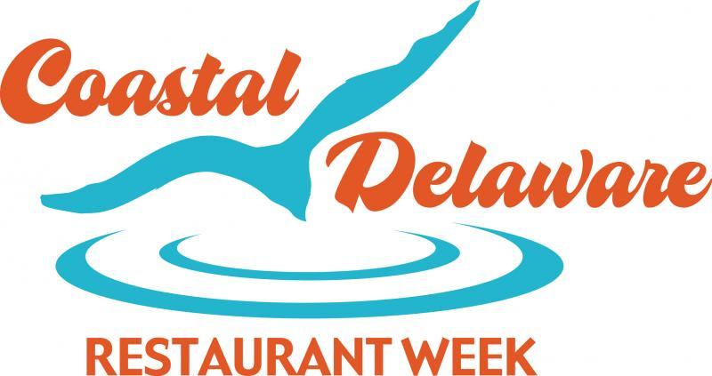 Coastal Delaware Restaurant Week Logo