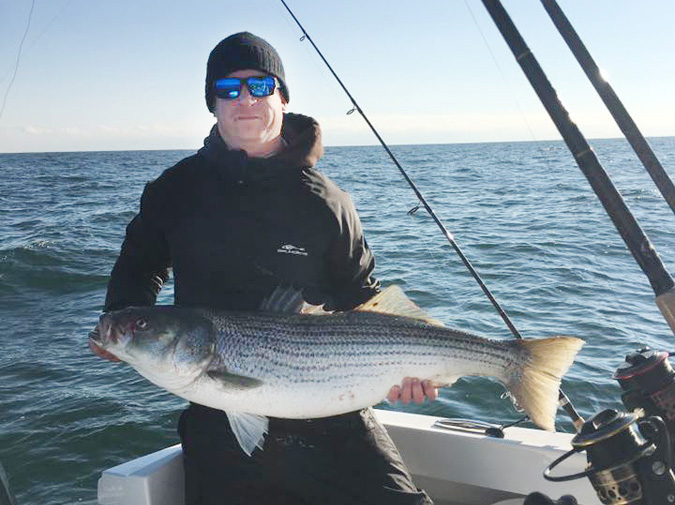 Atlantic city tackle show has a lot to offer cape gazette for Lewes harbor marina fishing report