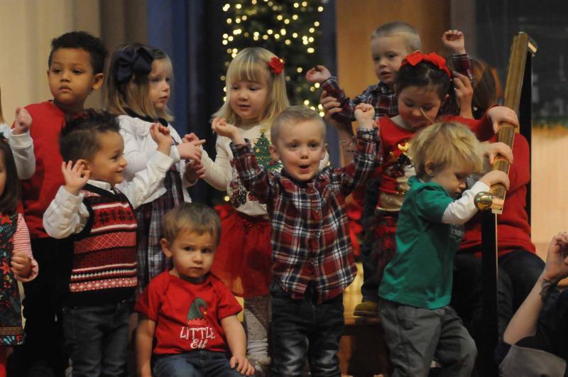 epworth preschool holds christmas program epworth christmas