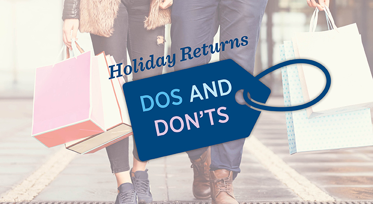 Returning gifts may be harder than just keeping them