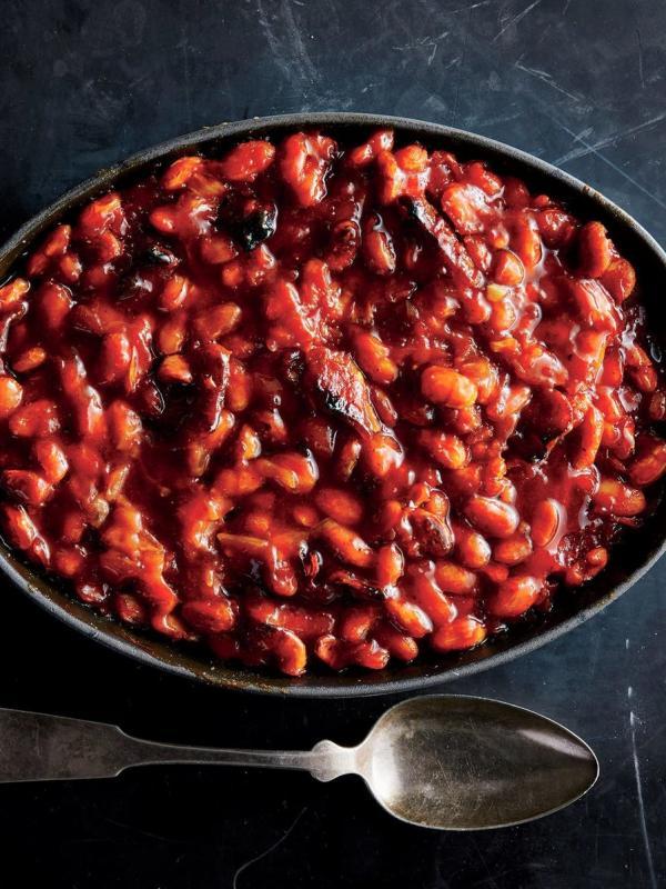 Christmas Baked Beans Recipe