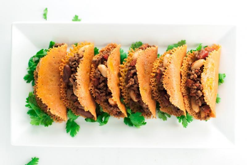 Southwest Chili Cheese Tacos Recipe