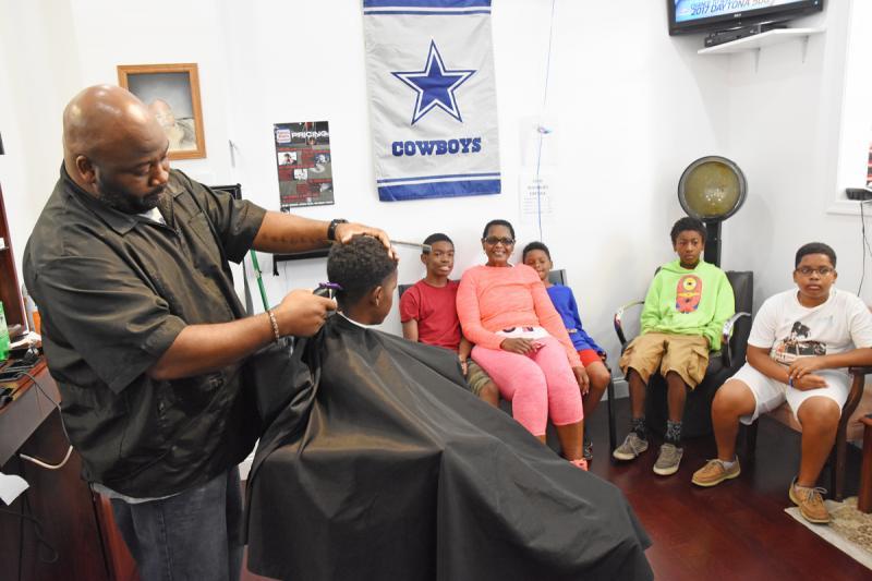 Pro Cutz Seeks Donations For Labor Day Haircuts Cape Gazette
