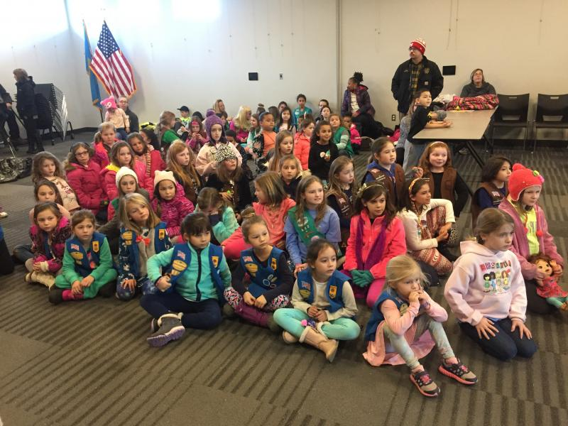 Annual Girl Scout Cookie program starts today