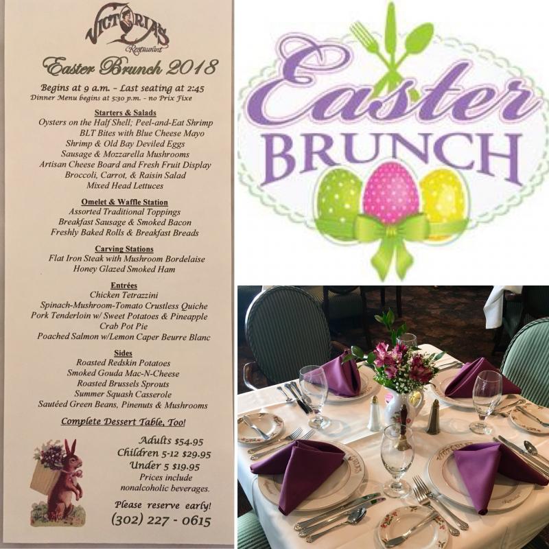 Easter Sunday Brunch Buffet Cape Gazette