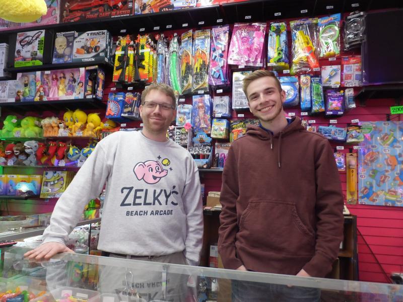Zelky S Beach Arcade