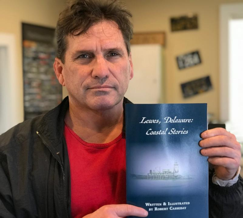 Look at a recent crop of books from local writers | Cape Gazette