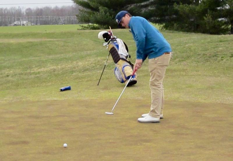 Como Men's Golf Club tees off with spring mixer