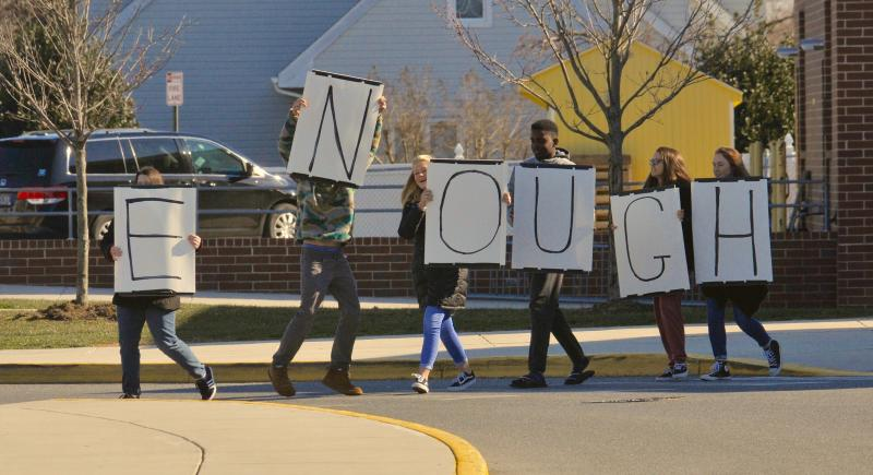 UPDATE: Cape High students walk out for safe schools ...