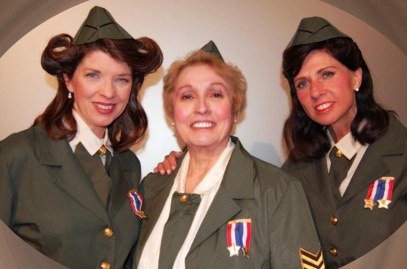 delmarvalous dolls to bring music of andrews sisters to milton march