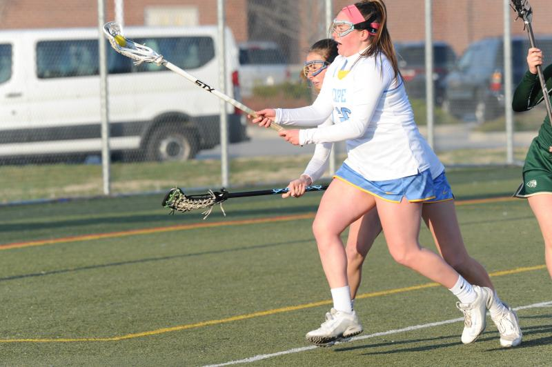 Northport girls lacrosse team makes statement with win