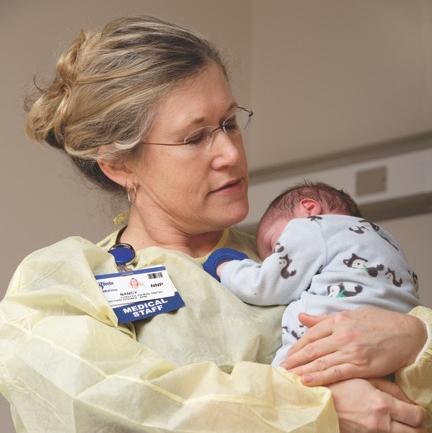 Neonatal nurse practitioners provide advanced care for all newborns ...