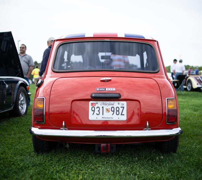 23rd Annual British Car Show Draws Hundreds