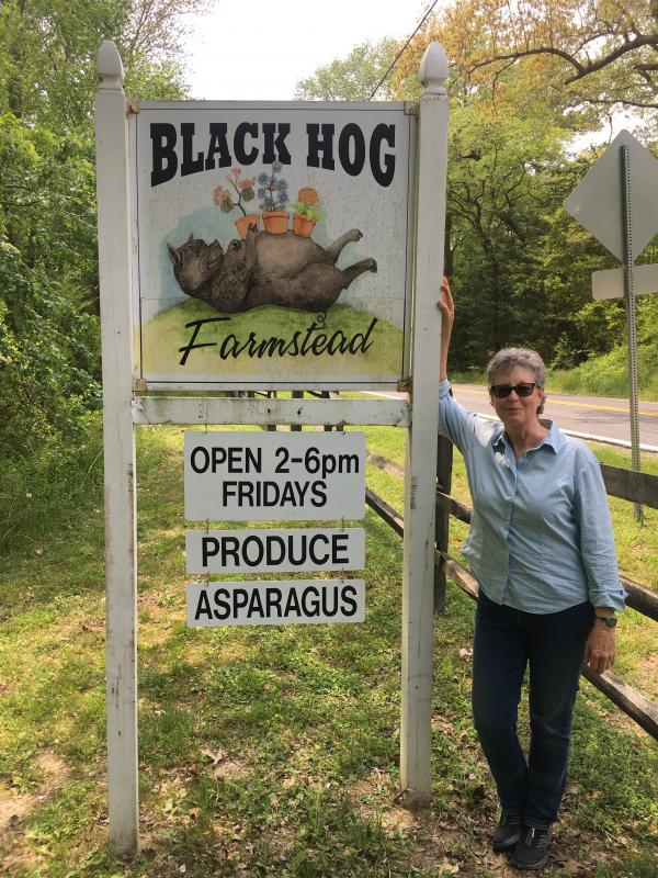 Produce and garden stand to open at Black Hog Farm May 25 ...
