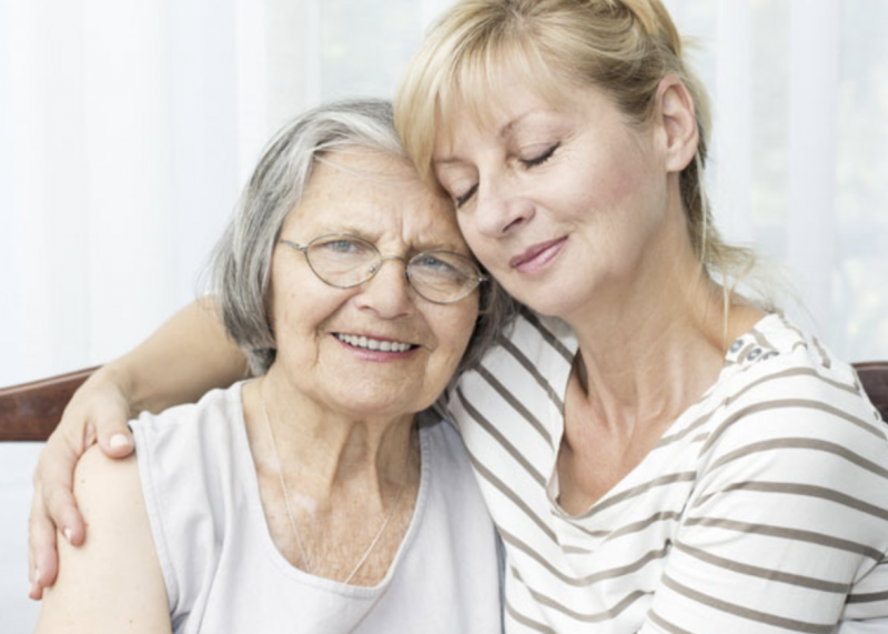 Senior Home Care, Caregiving