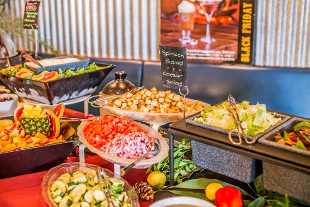 Bethany Blues Brunch Buffet In Lewes Offers Freshly Squeezed Mimosas And A  Bloody Mary Bar, Smoked Brisket, Pork, Chicken, And Omelet And Waffle  Stations.