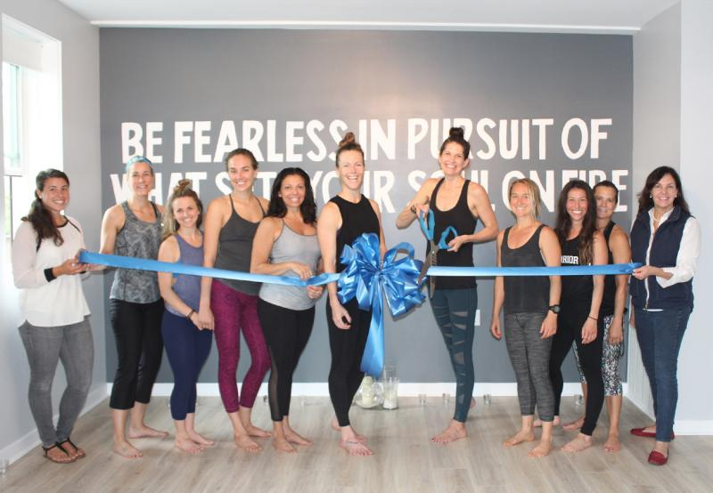 Ribbon Cutting Held For Soulfire Collective Yoga Studio In Rehoboth