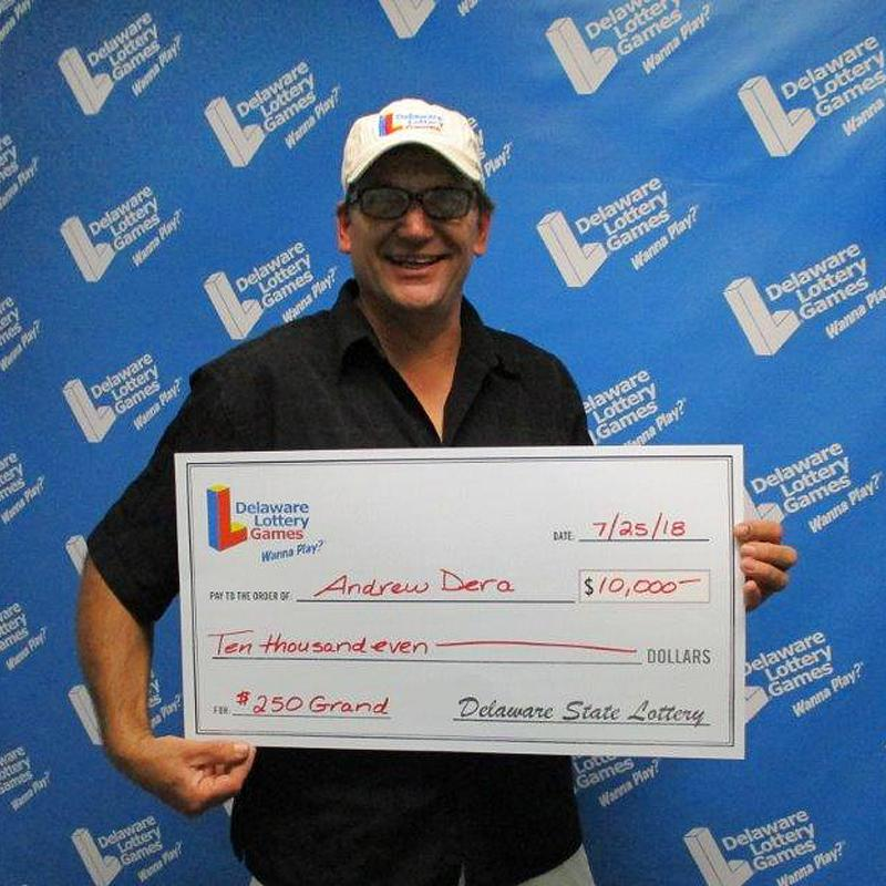 Gut feeling leads to $10K win in Delaware Lottery | Cape Gazette