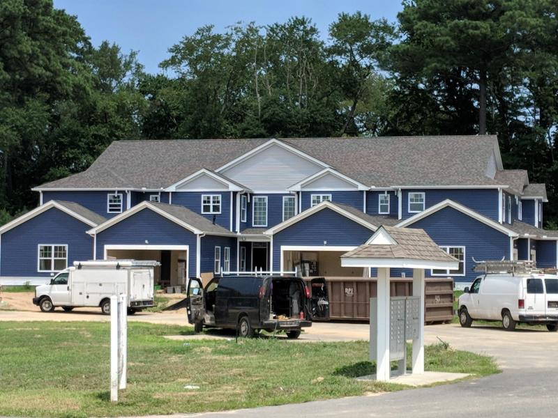 Reduced Pricing New Construction Rehoboth Beach Lewes Townhouses