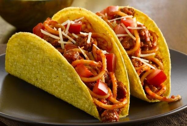 Spaghetti Tacos Made With Socal Guac Sauce Hot Avocado Cape Gazette