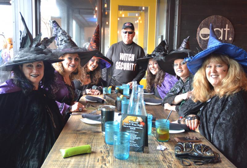 Sea Witch is spooky fun despite scary forecast | Cape Gazette