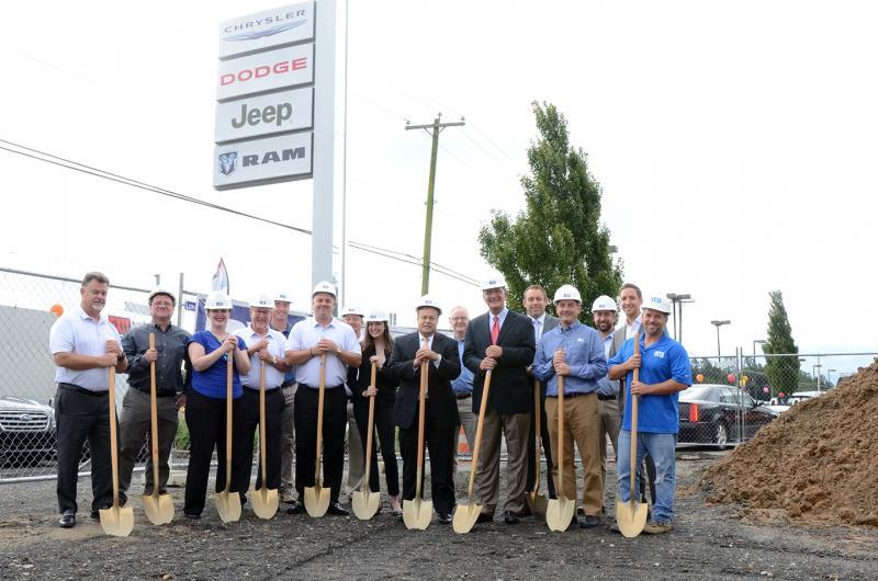 Ig Burton Milford De >> Groundbreaking Held For New I G Burton Co Facility In