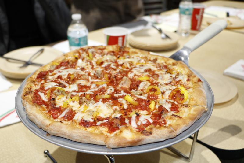 grotto pizza names recipe contest winner cape gazette