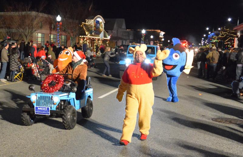 Rehoboth's Hometown Christmas Parade