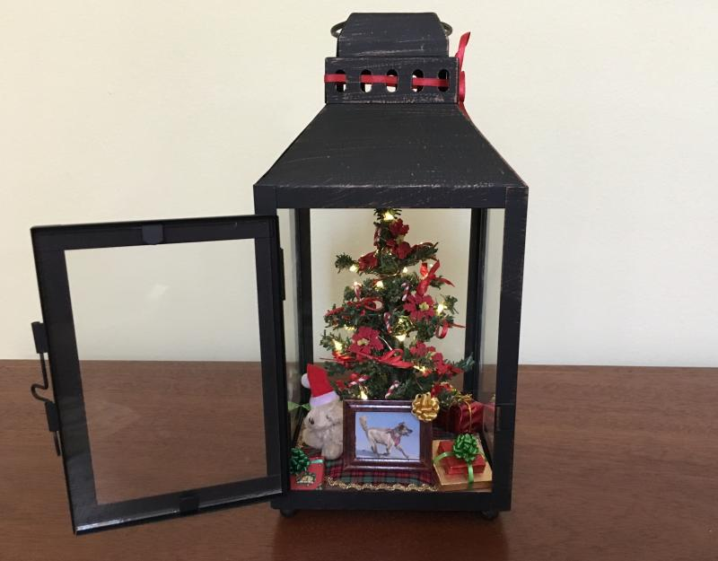 Christmas Scenes Pictures.Miniature Christmas Scenes To Debut At Ellen Rice Gallery