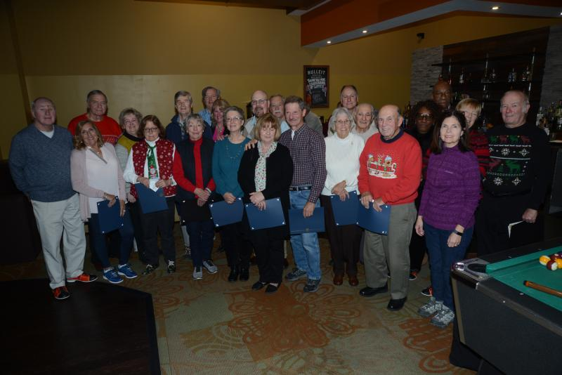 Lewes-Rehoboth Meals on Wheels holds volunteer awards