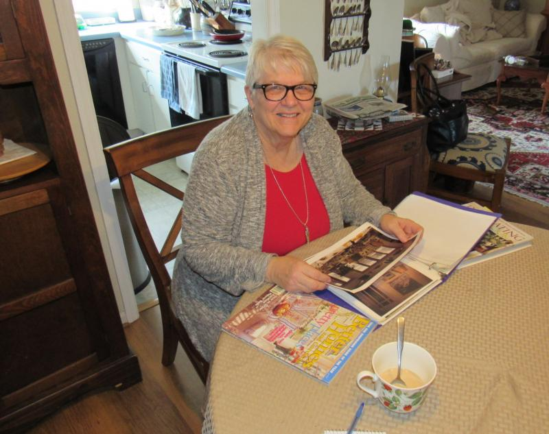 All In The Family Donna S Upholstery And Slipcovers Cape Gazette