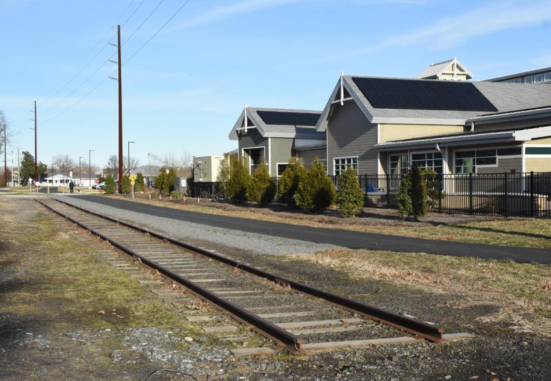 Lewes groups plan to highlight rail history | Cape Gazette on railroad engine house plans, railroad shed plans, railroad depot plans,