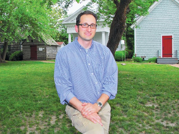 Mike DiPaolo resigns from Lewes Historical Society