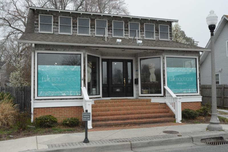 6249c97ce The ish Boutique is set to open Friday, May 3, at 403 Rehoboth Avenue.  CHRIS FLOOD PHOTOS