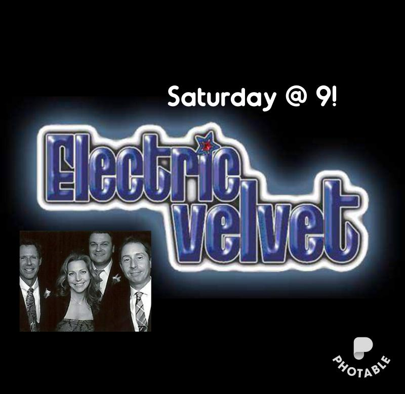 Live music, Electric Velvet,