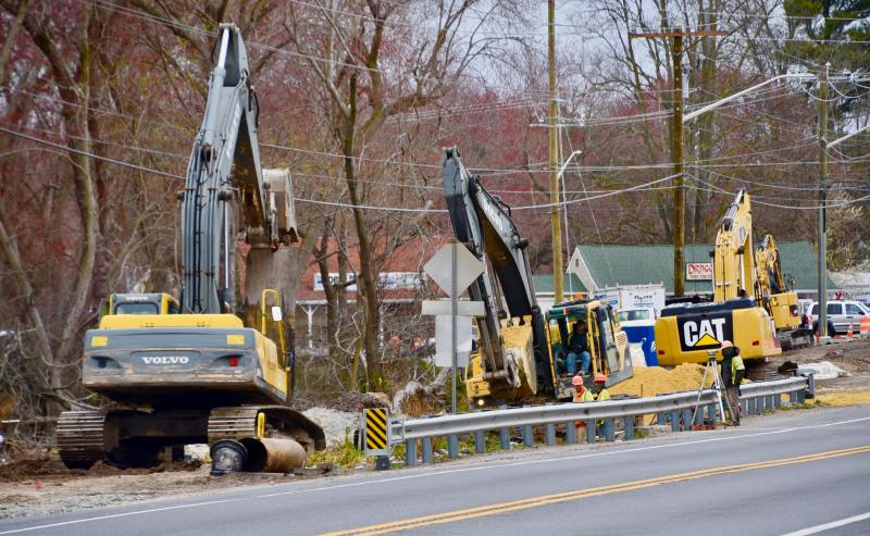 Route 9 in Harbeson set to close April 11