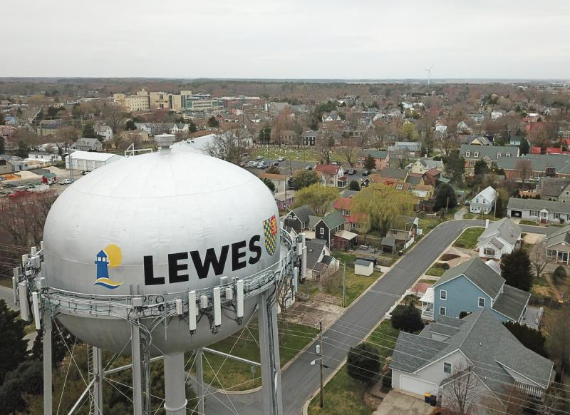 Lewes BPW projects $25M in upgrades