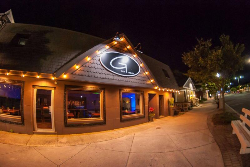 G Rehoboth Coastal Delaware Restaurant Week 2019 Menu