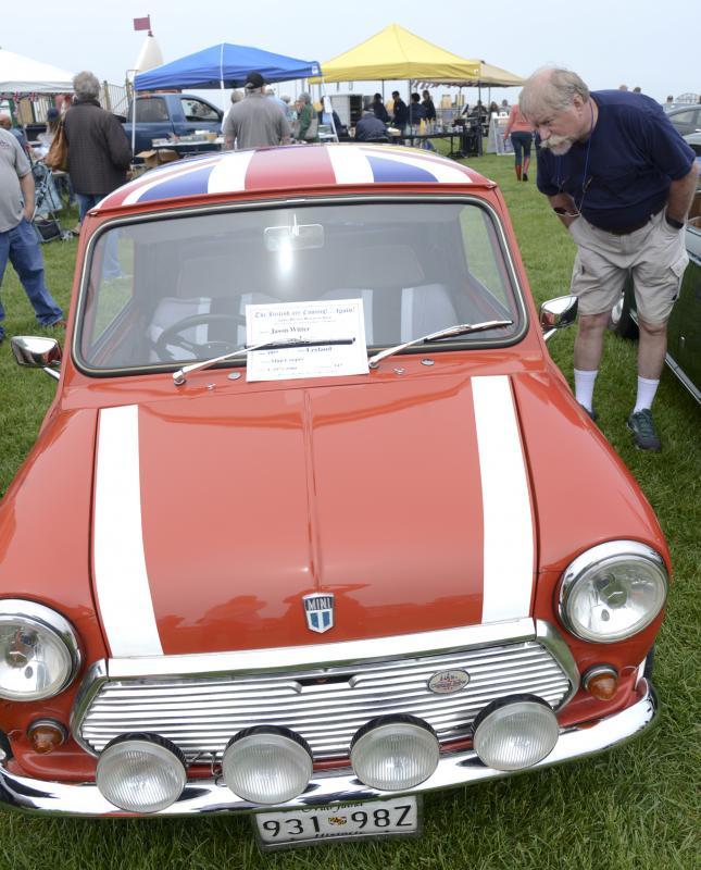 edb4a796553 British Car Show rolls into Lewes | Cape Gazette