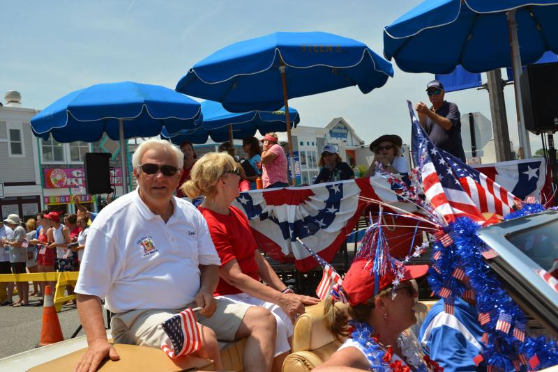 Bethany Beach holds 35th annual July 4th parade